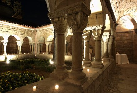 Poble Espanyol – Monasterio
