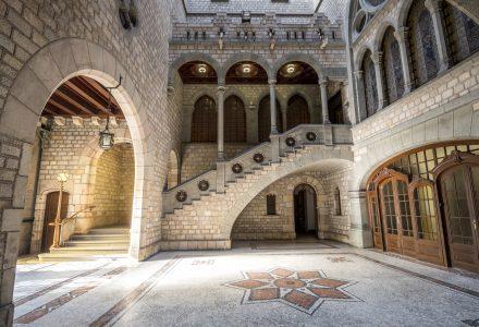 Balmesiana's Palace